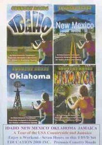 Idaho New Mexico Oklahoma Jamaica - Country Roads