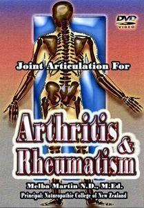 Arthritis & Rheumatism With Melva Martin N.D. M.Ed