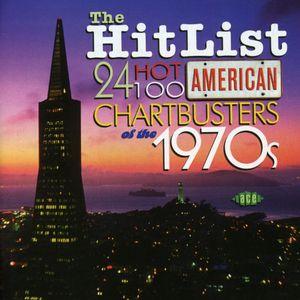 Hit List-24 100 Americ Chartbust 70s [Import]