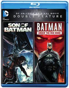 DCU: Son of Batman /  DCU Batman: Under the Red Hood