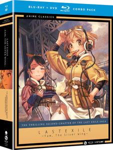 Last Exile - Fam, The Silver Wing: Season Two - Anime Classics
