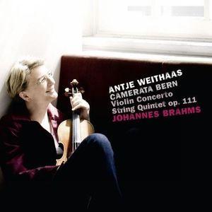 Brahms: Violin Cto /  String Quintet Op 111