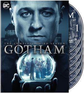Gotham: The Complete Third Season (DC) , Ben McKenzie