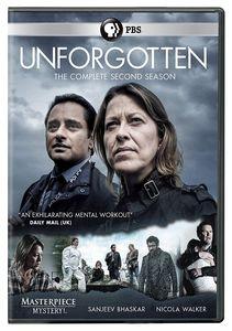 Unforgotten: The Complete Second Season (Masterpiece) , Sanjeev Bhaskar
