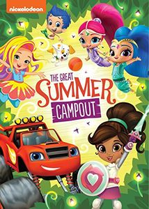 Nickelodeon Favorites: Great Summer Campout!