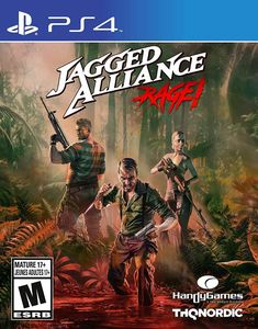 Jagged Allinace: Rage for PlayStation 4