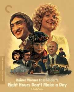 Eight Hours Don't Make A Day (Criterion Collection) , Gottfried John
