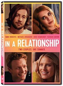 In A Relationship , Emma Roberts