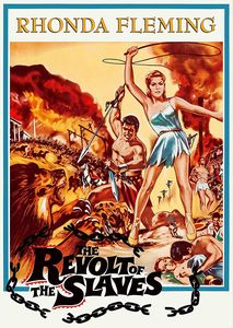 The Revolt of the Slaves , Rhonda Fleming