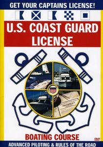 The Coast Guard License