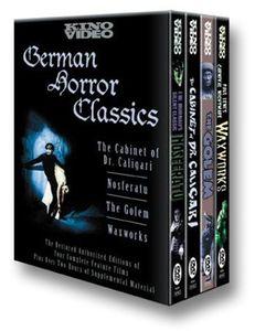 German Horror Classics