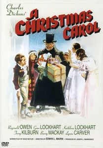 A Christmas Carol , Reginald Owen