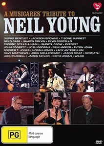 Neil Young-A Tribute to [Import]