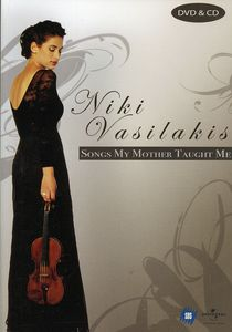Niki Vasilakis-Songs My Mother Taught Me [Import]