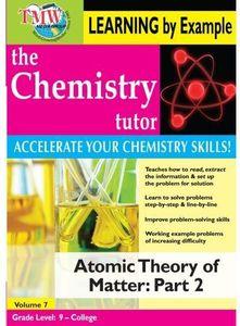 Atomic Theory of Matter: Part 2