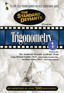Standard Deviants: Trigonometry, Vol. 1