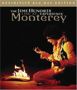 The Jimi Hendrix Experience: Live at Monterey