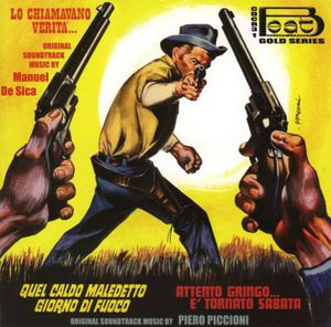 Quel Caldo Maledetto (Gatling Gun) (Original Soundtrack) [Import]