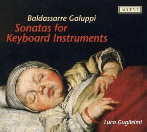 Sonatas for Keyboard & Instruments