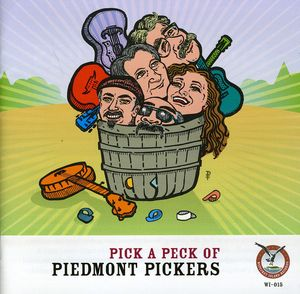 Pick a Peck of Piedmont Pickers /  Various