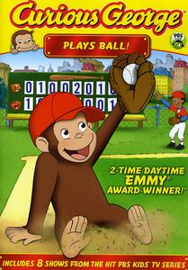 Curious George: Plays Ball!