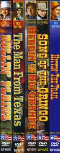 Tex Ritter Collection: Volume 1