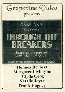 Through the Breakers