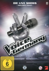 Voice of Germany Die Live Shows [Import]