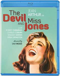 The Devil and Miss Jones , Jean Arthur