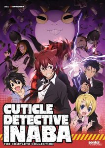 Cuticle Detective Inaba: Complete Collection