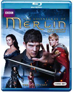 Merlin: The Complete Fifth Season