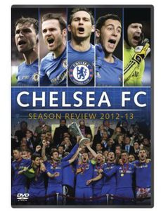Chelsea FC Season Review 2012/ 13 [Import]