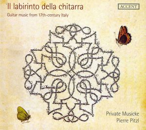 Guitar Music from the 17th Century Italy