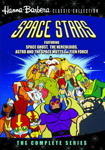 Space Stars: The Complete Series