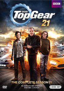 Top Gear 21: The Complete Season 21