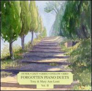 Forgotten Piano Duets 2