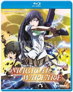 Magical Warfare: Complete Collection