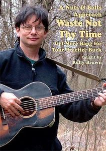 Waste Not Thy Time [Import]