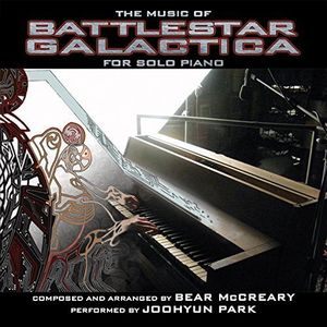 The Music of Battlestar Galactica for Solo Piano