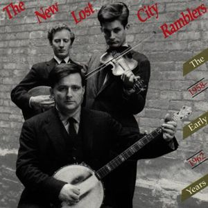 Early Years 1958-62 , The New Lost City Ramblers