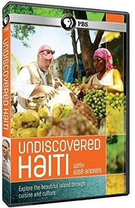 Undiscovered Haiti With Jose Andres