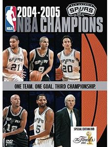 NBA Champions 2005: San Antonio Spurs