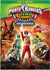 Power Rangers Dino Charge Resurgence