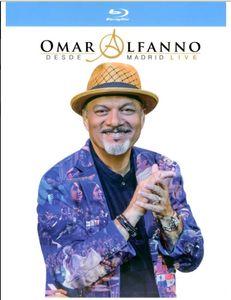 Omar Alfanno Desde Madrid Live