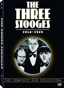 The Three Stooges: 1934-1959: The Complete DVD Collection , Curly Howard
