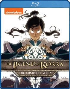 Legend of Korra: The Complete Series