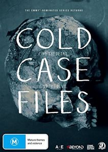 Cold Case Files [Import]