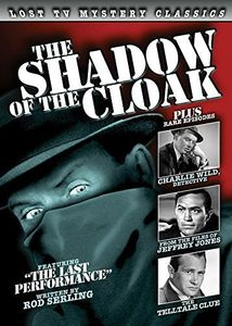 Shadow Of The Cloak