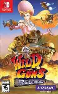 Wild Guns Reloaded for Nintendo Switch