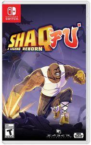 Shaq Fu: A Legend Reborn for Nintendo Switch